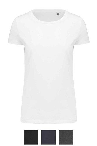 Women Short Sleeved Supima® T-Shirt