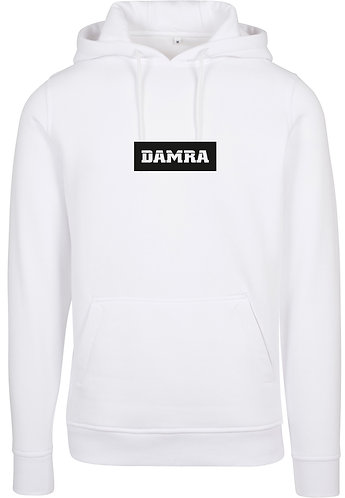 Men Hoody Background BLK White