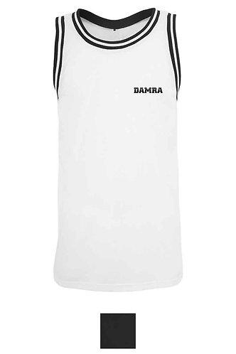 Men T-shirt Mesh Tanktop
