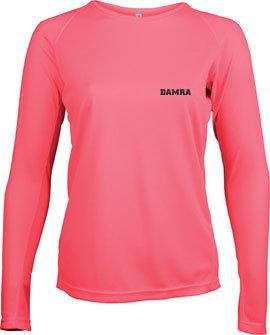 Women Long-Sleeved T-Shirt Sport