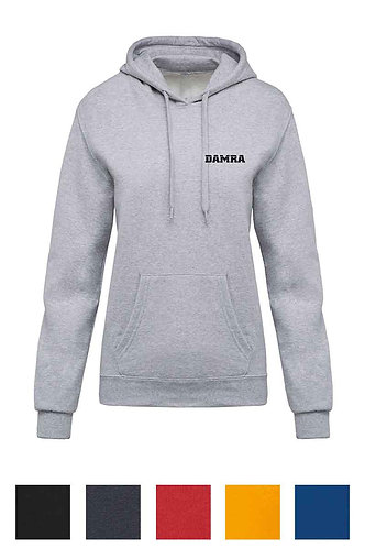 Women Hooded Sweatshirt