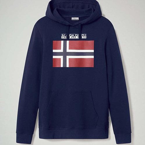 NP Bellyn H hooded sweatshirt