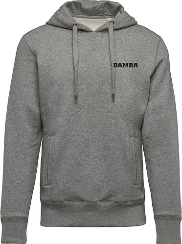 Men Organic Hooded Sweatshirt