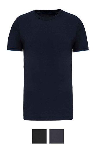 Men Short Sleeved DTD T-Shirt