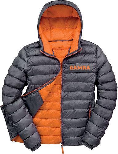 Men Snow Bird Hooded Jacket