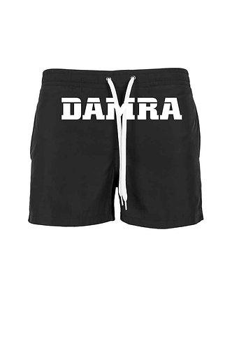 Men Swim Short Damra 01 Black