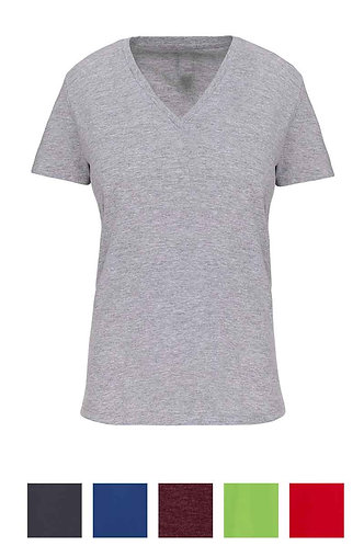 Women BIO V-Neck T-Shirt