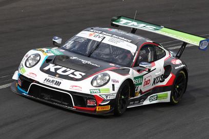 Dylan Pereira ADAC GT Masters, Sachsenring