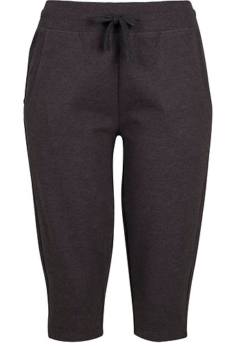 Women Terry 3/4 Jogging Pants
