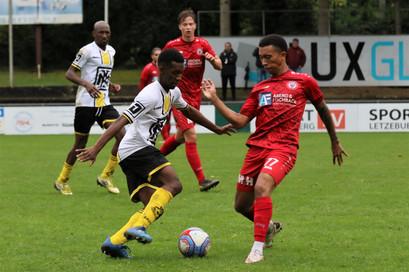 FC Avenir Beggen - Una Strassen