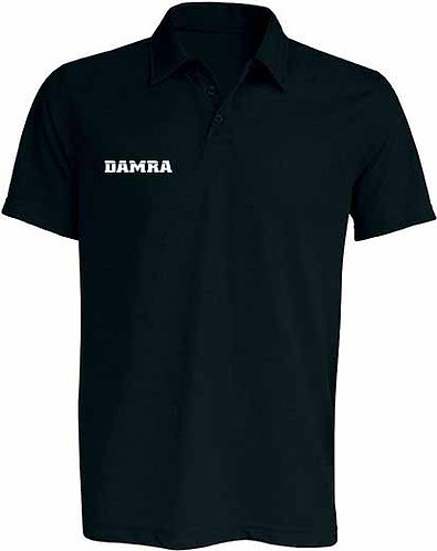 Men Polo Shirt Sport Black