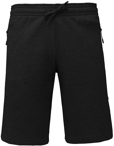 Men Fleece Bermuda Shorts