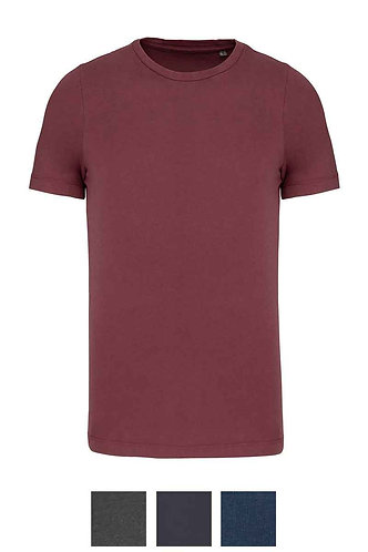 Men Clothing Short Sleeved T-Shirt