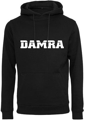 Men Damra Hoody Black