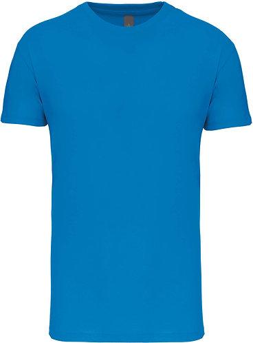 Kids Crew Neck T-shirt Royal Blue