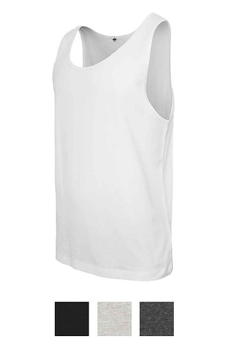Men Jersey Sleeveless T-Shirt