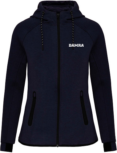 Women Sport Hoody French Navy Heather