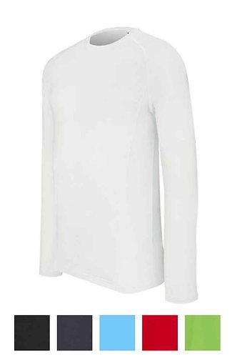 Kids Long-Sleeved Base Layer Sports T-shirt