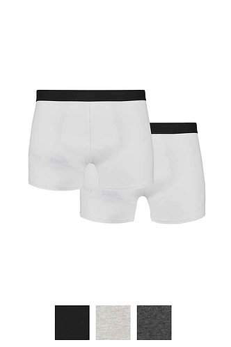 Men Boxer Shorts Duo Pack