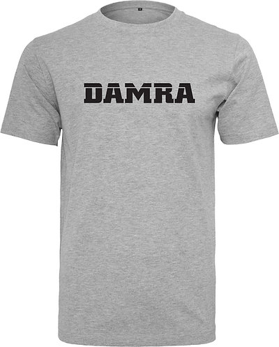 Men T-Shirt Design+ Heather Grey