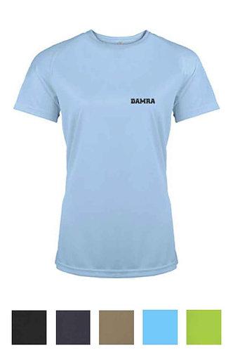 Women Short-Sleeved Sports T-Shirt