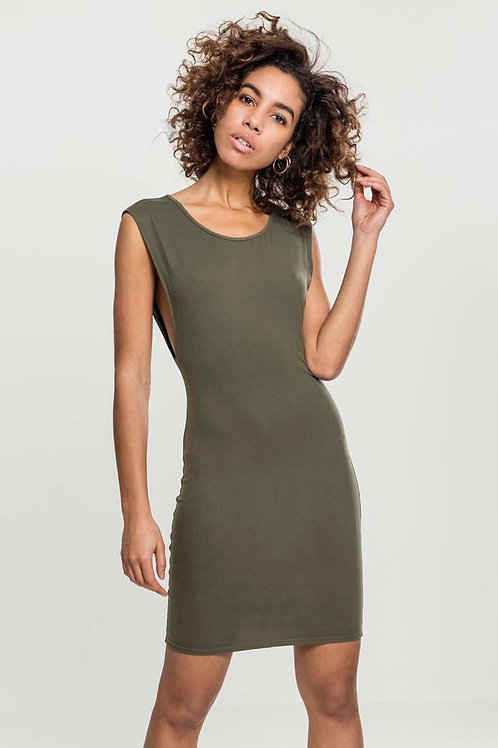 TB Ladies Deep Armhole Dress