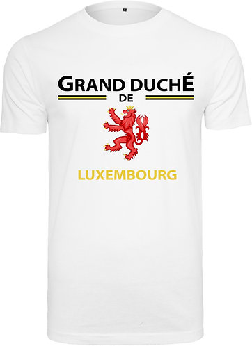 Men T-Shirt Damra Luxembourg
