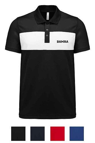 Men Polo Shirt Bicolor