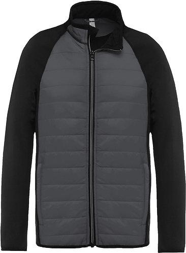 Men Dual-Fabric Jacket Sport