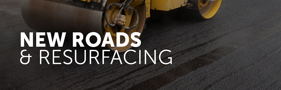 New Roads & Resurfacing | Aspho | National Provider