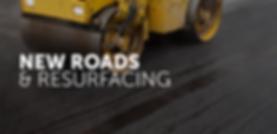 New Roads & Resurfacing | Aspho