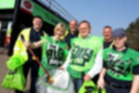 Assist Group Streetscene Team | Litter Picking