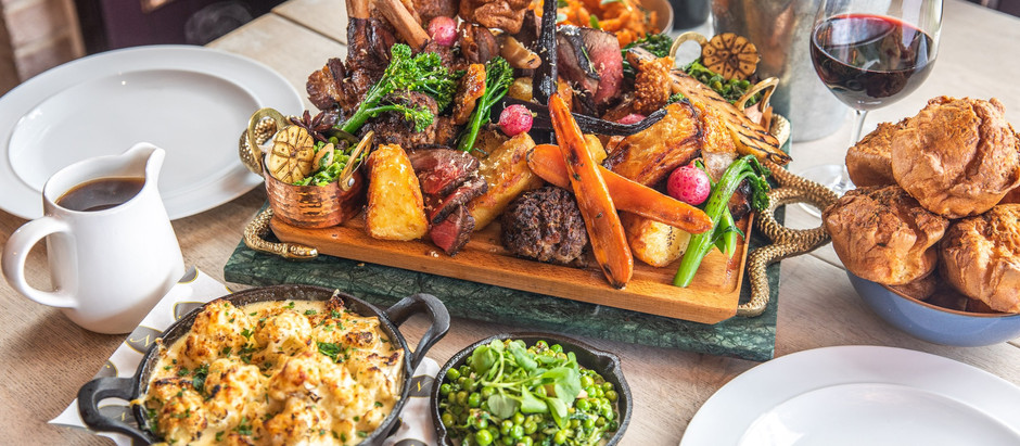 Circus Magazine's Lockdown Guide to Sunday Roast Deliveries