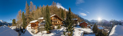 Chalet Spieliweida, panoramic
