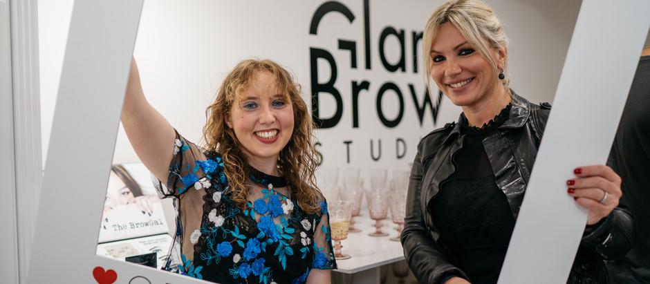 4 aniversario de Glaw Brow Studio