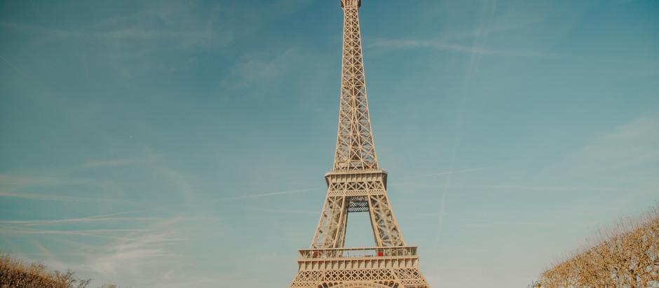 La Ciudad Del Amor; Paris