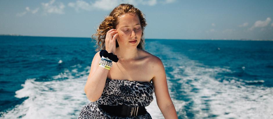 Excursión del Catamaran, Riviera Maya