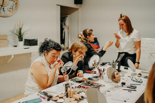 clase maquillaje