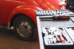 atelier voiture rouge 2