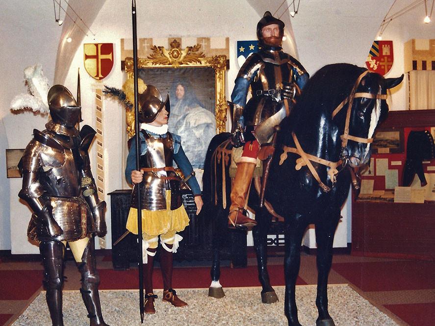 1997 - Musée de L'Empéri