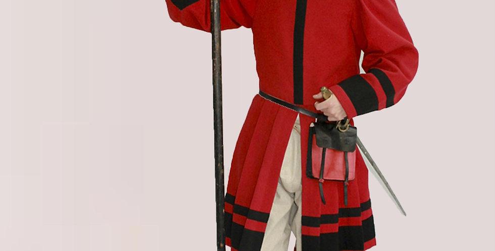 GARDE, ce costumes est l'un des plus emblématique de cette période