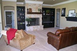 Custom Living Area