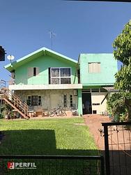 Pavilhão e Casa