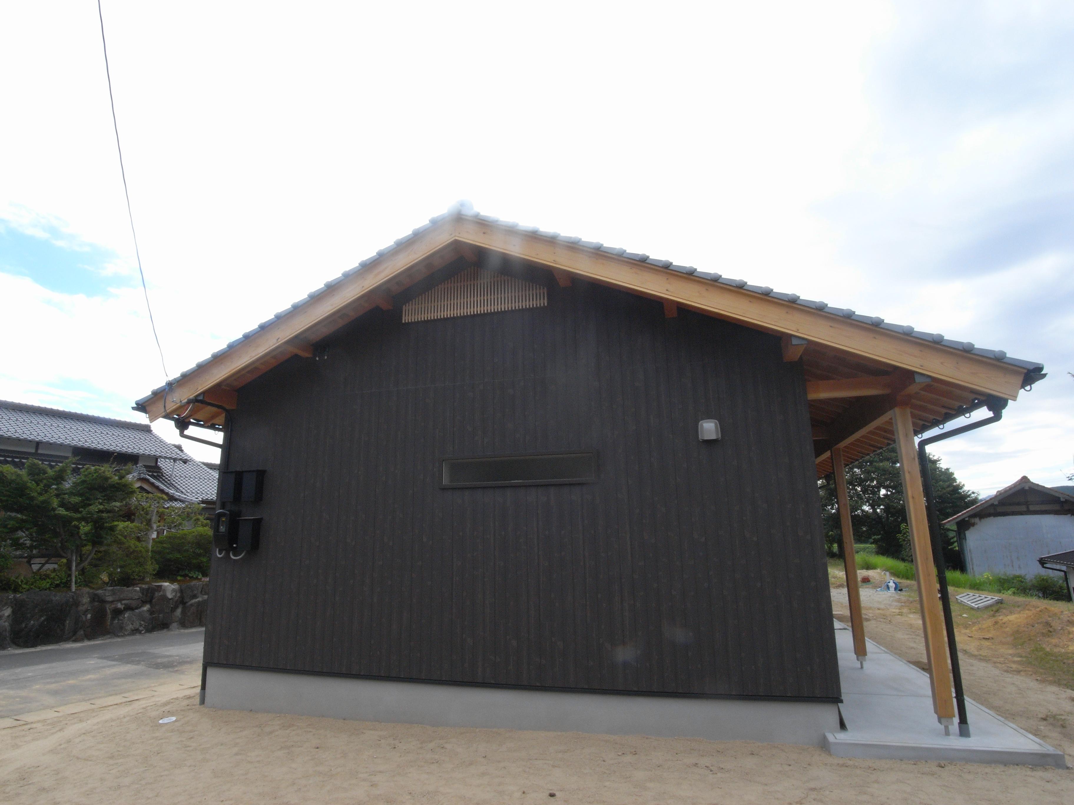 木のぬくもりあふれる家