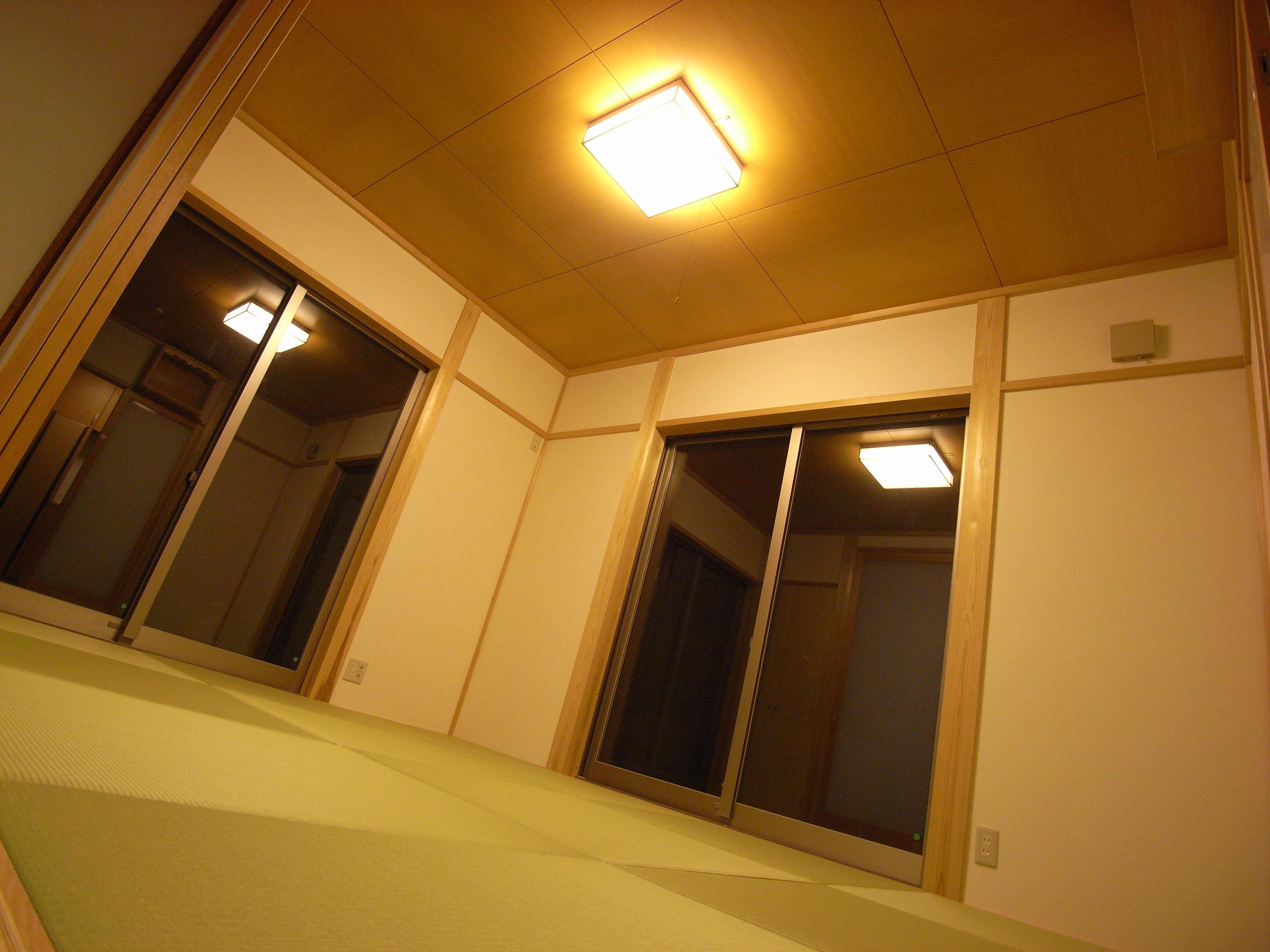 柔らかな光あふれる平屋の家