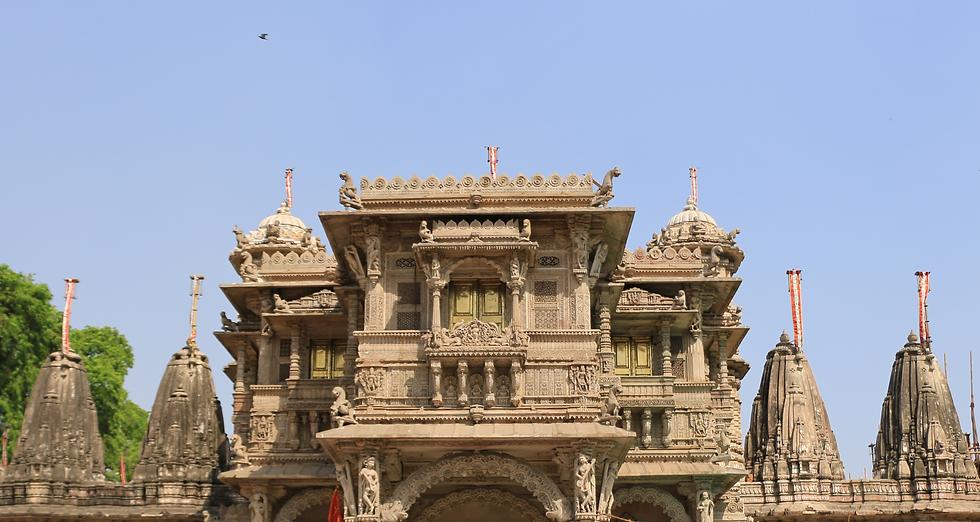 Temple Architect