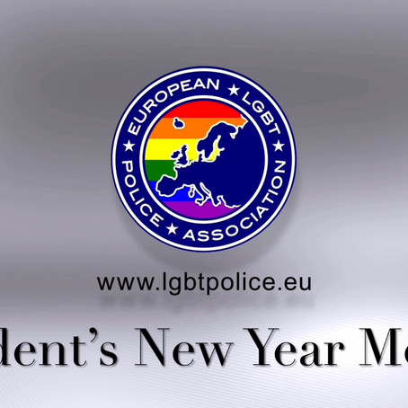 Annual President's New Year Message