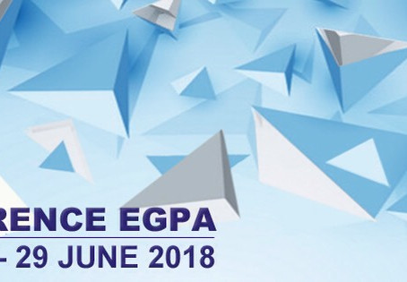 New Facebook Page for EGPA Conference 2018, Paris.