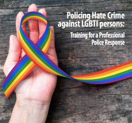New LGBTI Hate Crime Training Manual