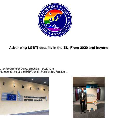 EU LGBTI Conference